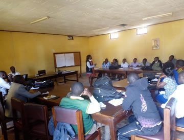 Technical and management Training